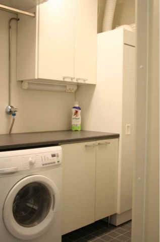 laundry facilities are available